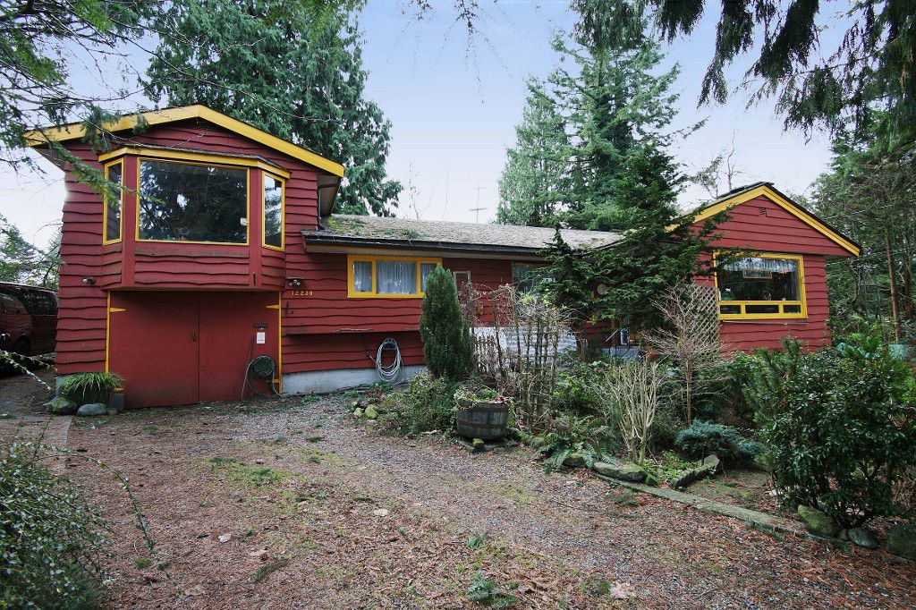 Main Photo: 12230 101A Avenue in Surrey: Cedar Hills House for sale (North Surrey)  : MLS®# F1439972