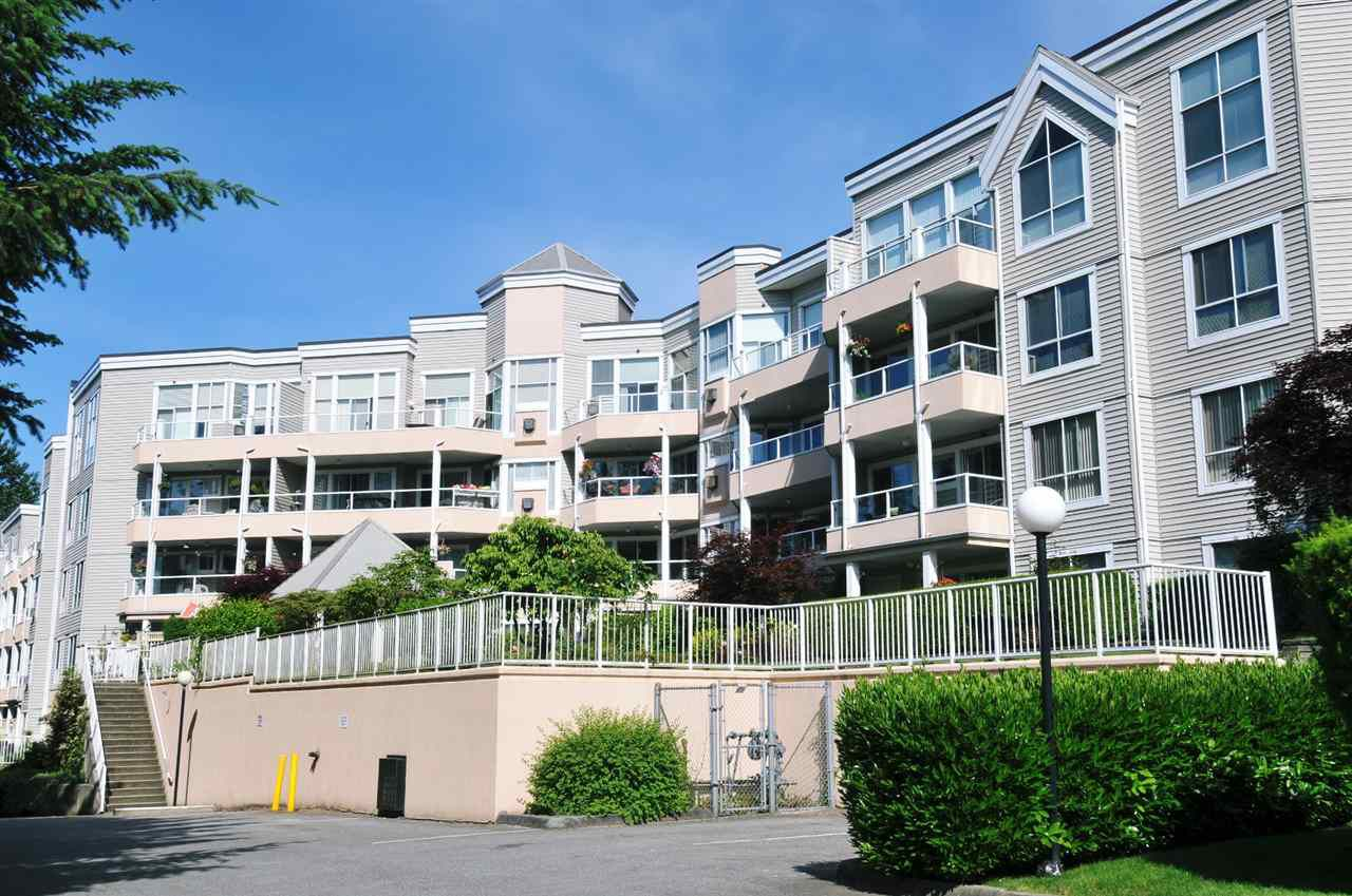 """Main Photo: 214 11605 227 Street in Maple Ridge: East Central Condo for sale in """"HILLCREST"""" : MLS®# R2027390"""