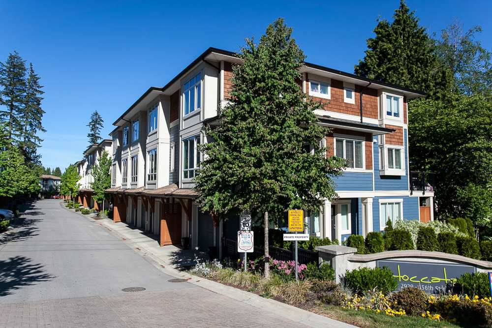 """Main Photo: 34 2929 156 Street in Surrey: Grandview Surrey Townhouse for sale in """"TOCCATA"""" (South Surrey White Rock)  : MLS®# R2067695"""