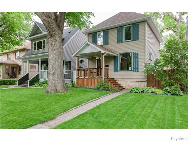 Main Photo: 87 Tache Avenue in Winnipeg: St Boniface Residential for sale (South East Winnipeg)  : MLS®# 1614217