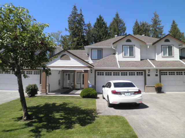Main Photo: 21 11355 COTTONWOOD Drive in Maple Ridge: Cottonwood MR Townhouse for sale : MLS®# R2097102