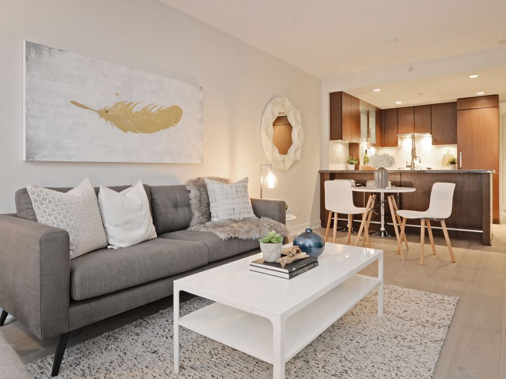 """Main Photo: 518 1055 RICHARDS Street in Vancouver: Downtown VW Condo for sale in """"The Donovan"""" (Vancouver West)  : MLS®# R2145798"""