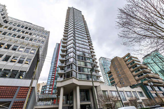 "Main Photo: 2303 1228 W HASTINGS Street in Vancouver: Coal Harbour Condo for sale in ""THE PALLADIO"" (Vancouver West)  : MLS®# R2159180"