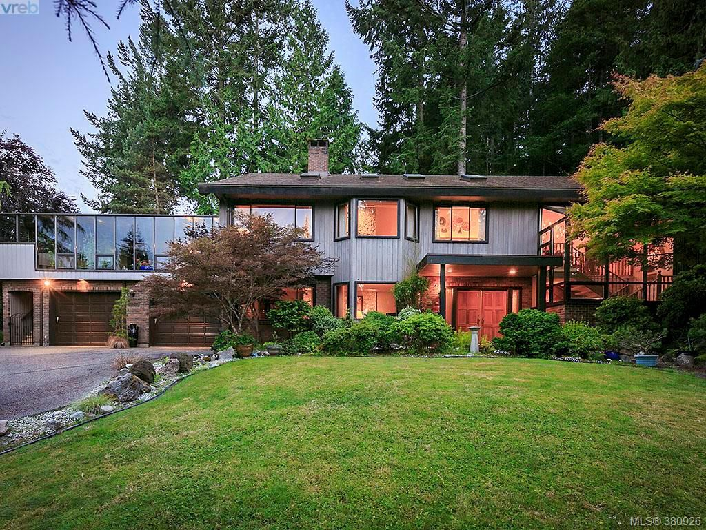 Main Photo: 11316 Ravenscroft Place in NORTH SAANICH: NS Swartz Bay Single Family Detached for sale (North Saanich)  : MLS®# 380926