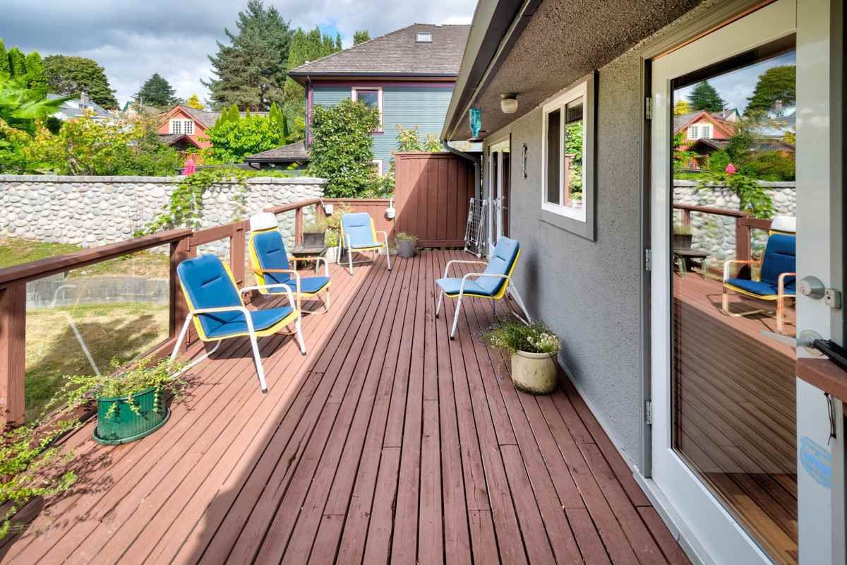 "Photo 38: Photos: 1515 NANAIMO Street in New Westminster: West End NW House for sale in ""WEST END"" : MLS®# R2208006"