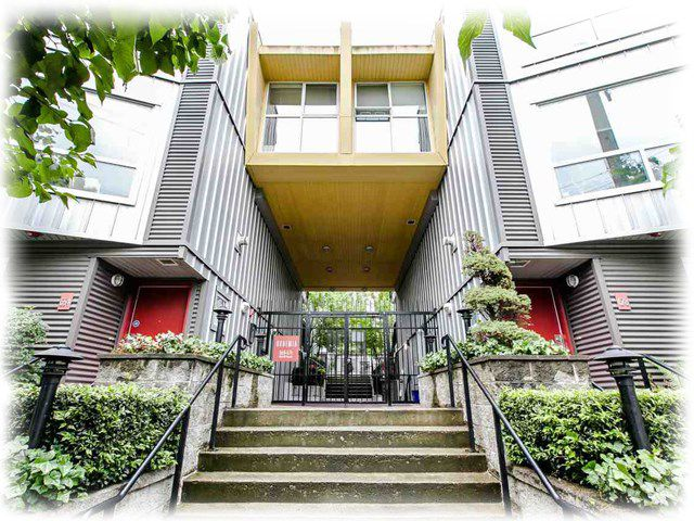 Main Photo: 116 672 W 6th Avenue in Vancouver: Fairview VW Condo for sale (Vancouver West)  : MLS®# R2221756