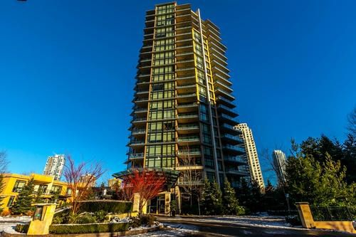 """Main Photo: 1504 6168 WILSON Avenue in Burnaby: Metrotown Condo for sale in """"JEWELL II"""" (Burnaby South)  : MLS®# R2228586"""