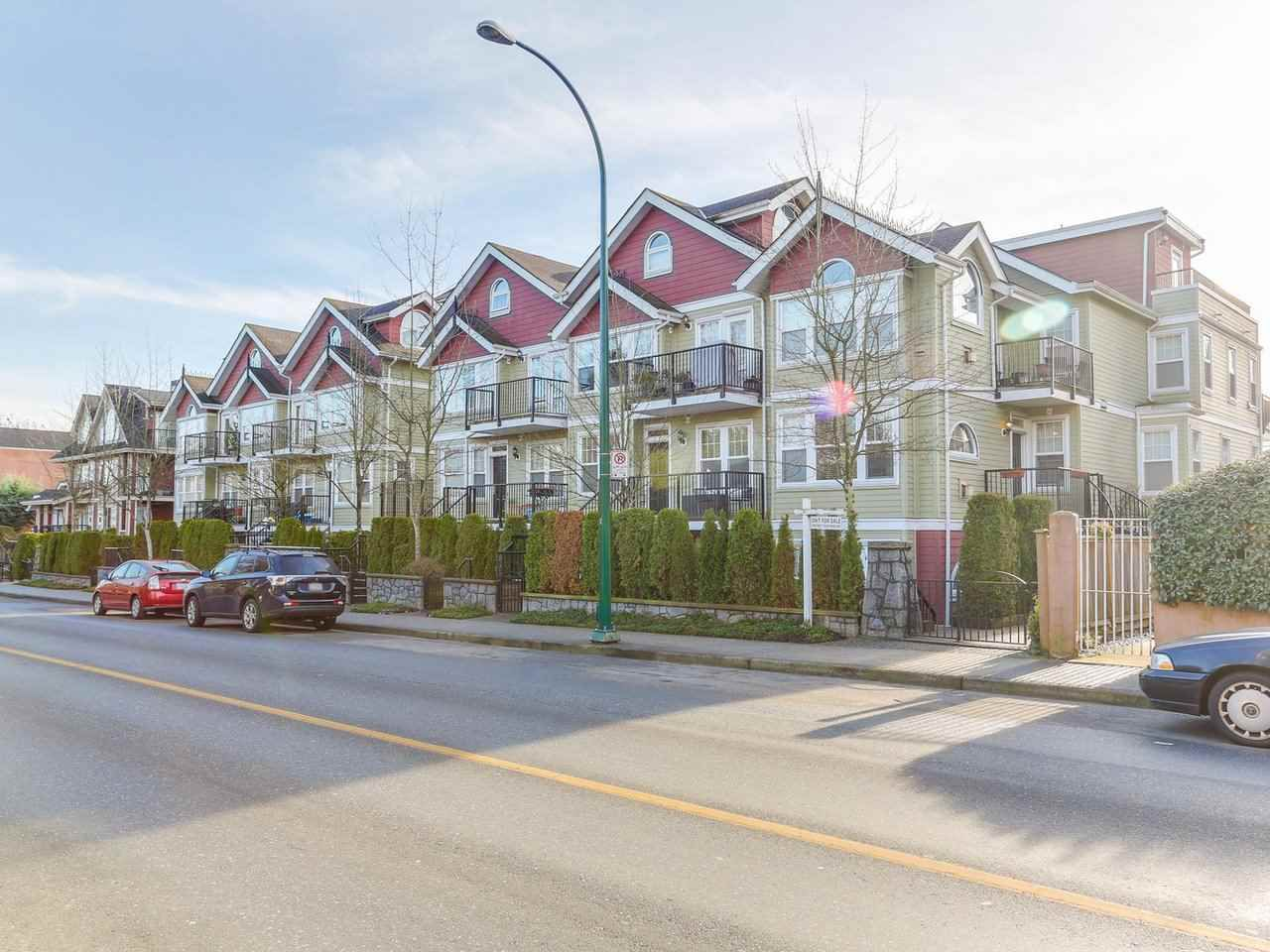 "Main Photo: 972 W 16TH Avenue in Vancouver: Cambie Townhouse for sale in ""Westhaven"" (Vancouver West)  : MLS®# R2228772"