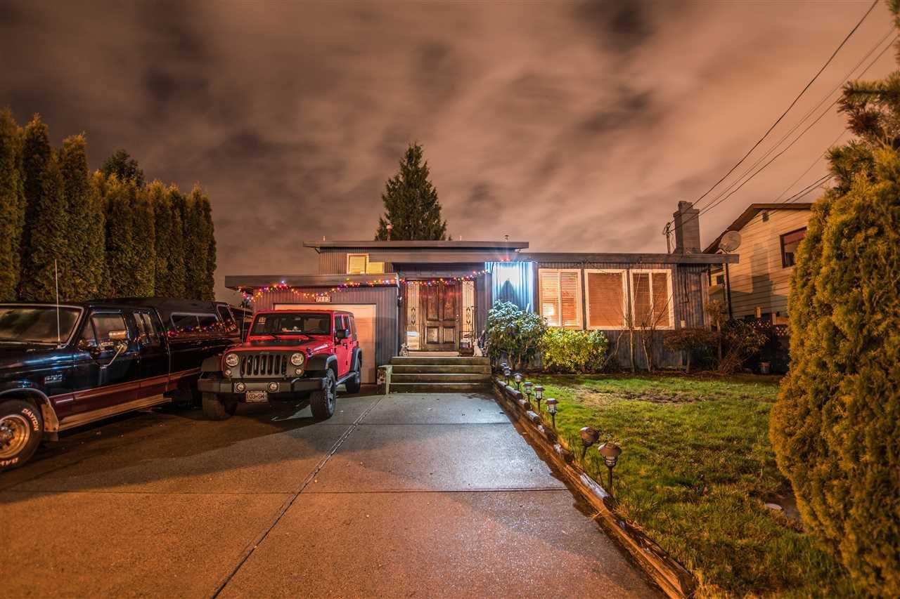 Main Photo: 7113 NICHOLSON Road in Delta: Sunshine Hills Woods House for sale (N. Delta)  : MLS®# R2232076