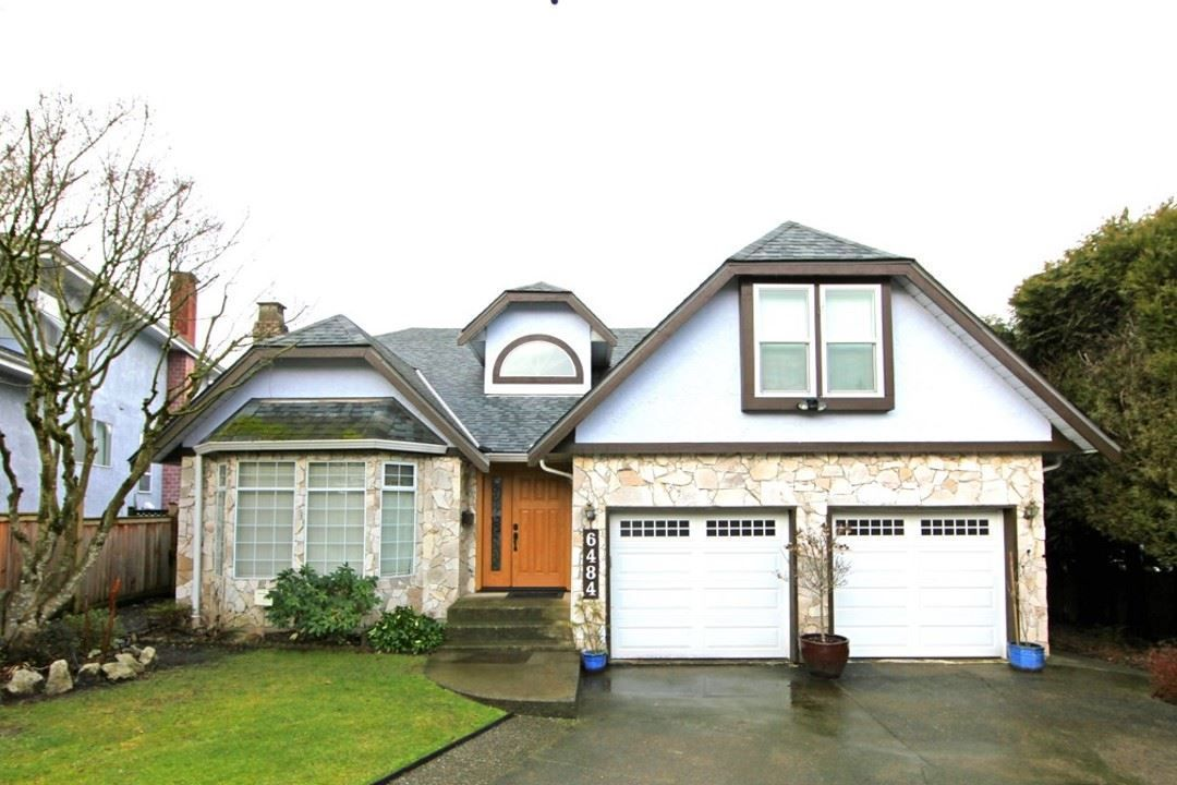 Main Photo: 6484 LINFIELD Place in Burnaby: Burnaby Lake House for sale (Burnaby South)  : MLS®# R2233458