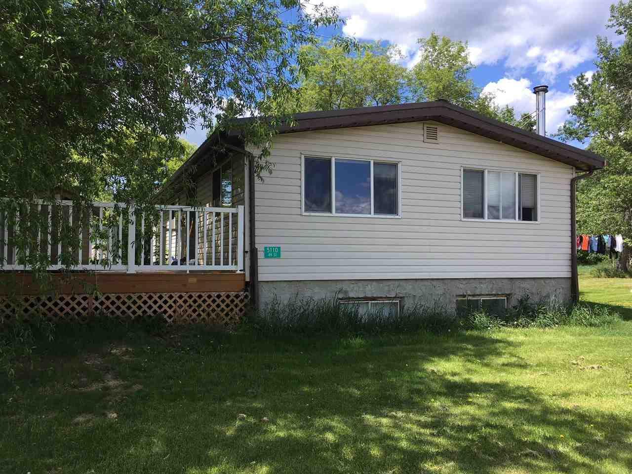 Main Photo: 5110 49 Street: Newbrook House for sale : MLS®# E4120893