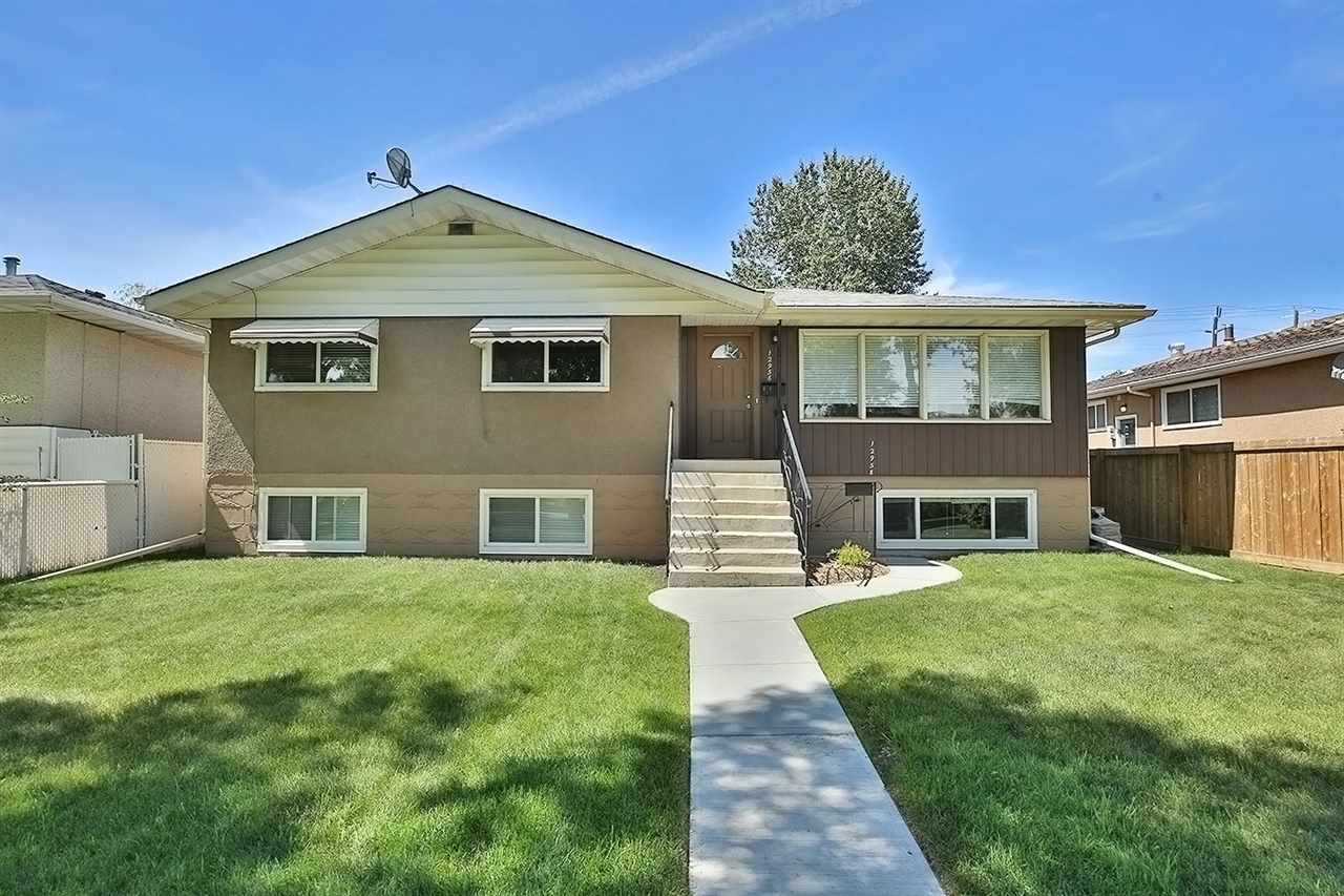 Main Photo: 12956 & 12958 102 Street in Edmonton: Zone 01 House Duplex for sale : MLS®# E4123032