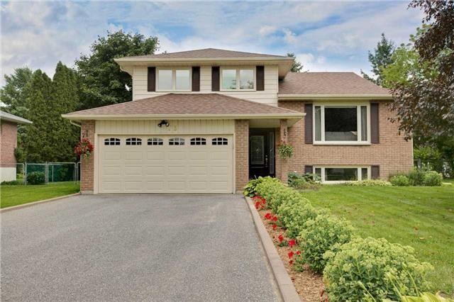 Main Photo: 73 Park Avenue in East Gwillimbury: Holland Landing House (Sidesplit 5) for sale : MLS®# N4206651