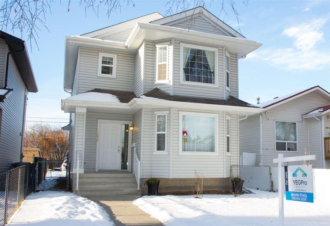 Main Photo: 12020 91 Street in Edmonton: Zone 05 House for sale : MLS®# E4138413