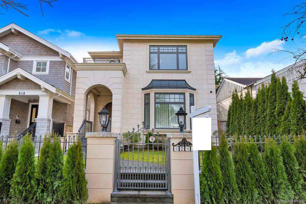 Main Photo: 4248 W 15TH Avenue in Vancouver: Point Grey House for sale (Vancouver West)  : MLS®# R2329684