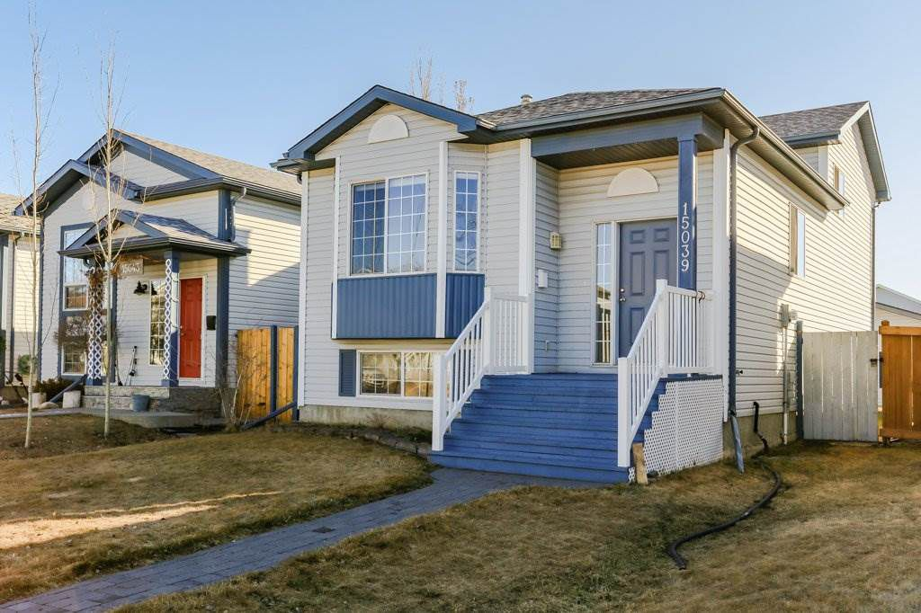 Main Photo: 15039 133 Street in Edmonton: Zone 27 House for sale : MLS®# E4140956