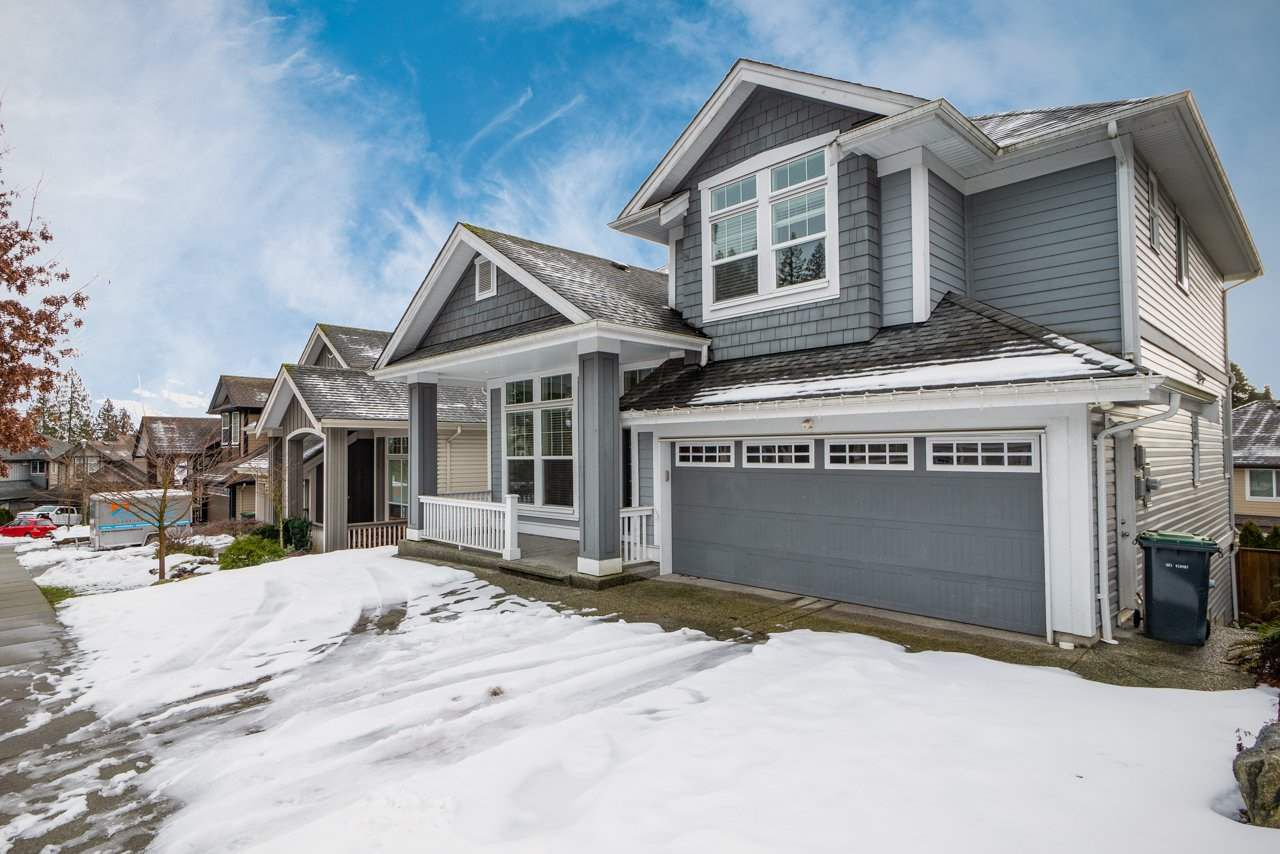 Main Photo: 1326 FIFESHIRE Street in Coquitlam: Burke Mountain House for sale : MLS®# R2343268