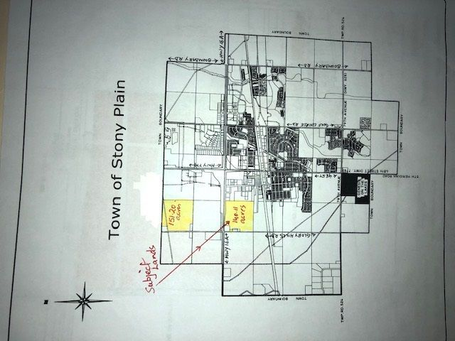 Main Photo: Hwy 16A & Glory Hills Road: Stony Plain Vacant Lot for sale : MLS®# E4145022