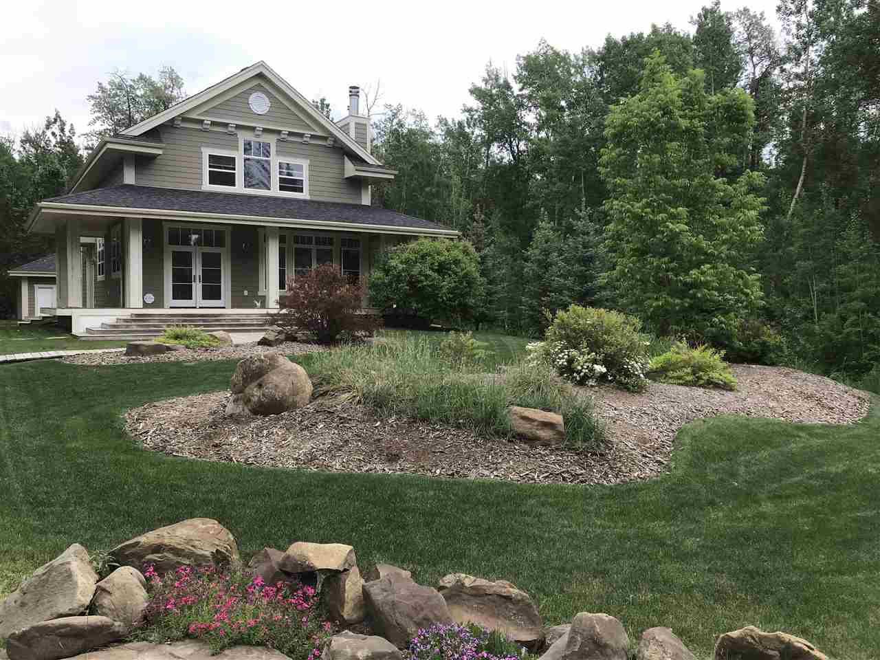 Main Photo: 90 Silver Beach Road: Rural Wetaskiwin County House for sale : MLS®# E4147276