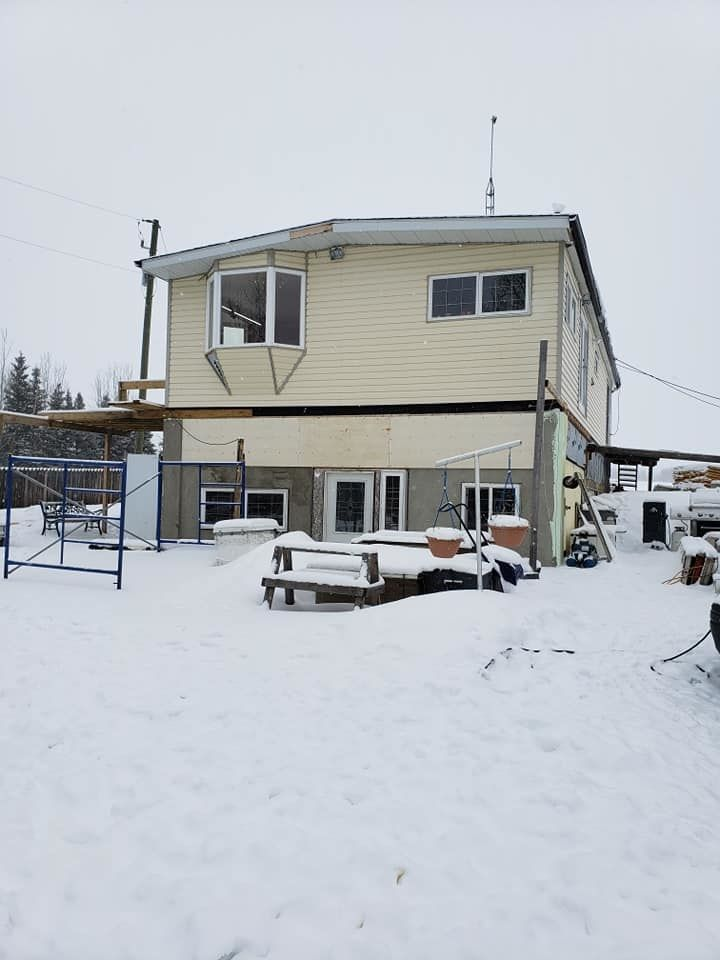 Main Photo: 470075 RGE RD 42: Rural Wetaskiwin County Manufactured Home for sale : MLS®# E4149243