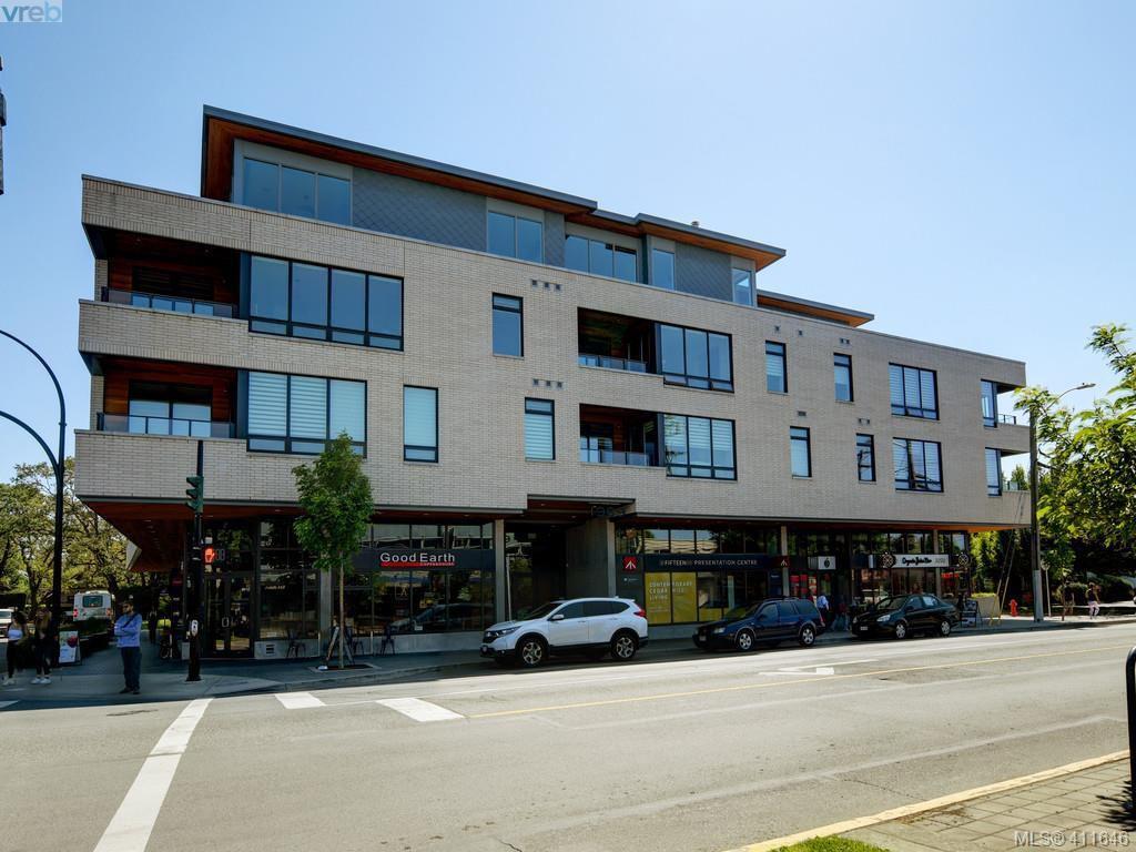 Main Photo: 305 1969 Oak Bay Avenue in VICTORIA: Vi Fairfield East Condo Apartment for sale (Victoria)  : MLS®# 411646