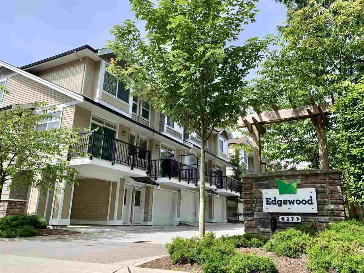 Main Photo: 6 8277 161 Street in Surrey: Fleetwood Tynehead Townhouse for sale : MLS®# R2377904