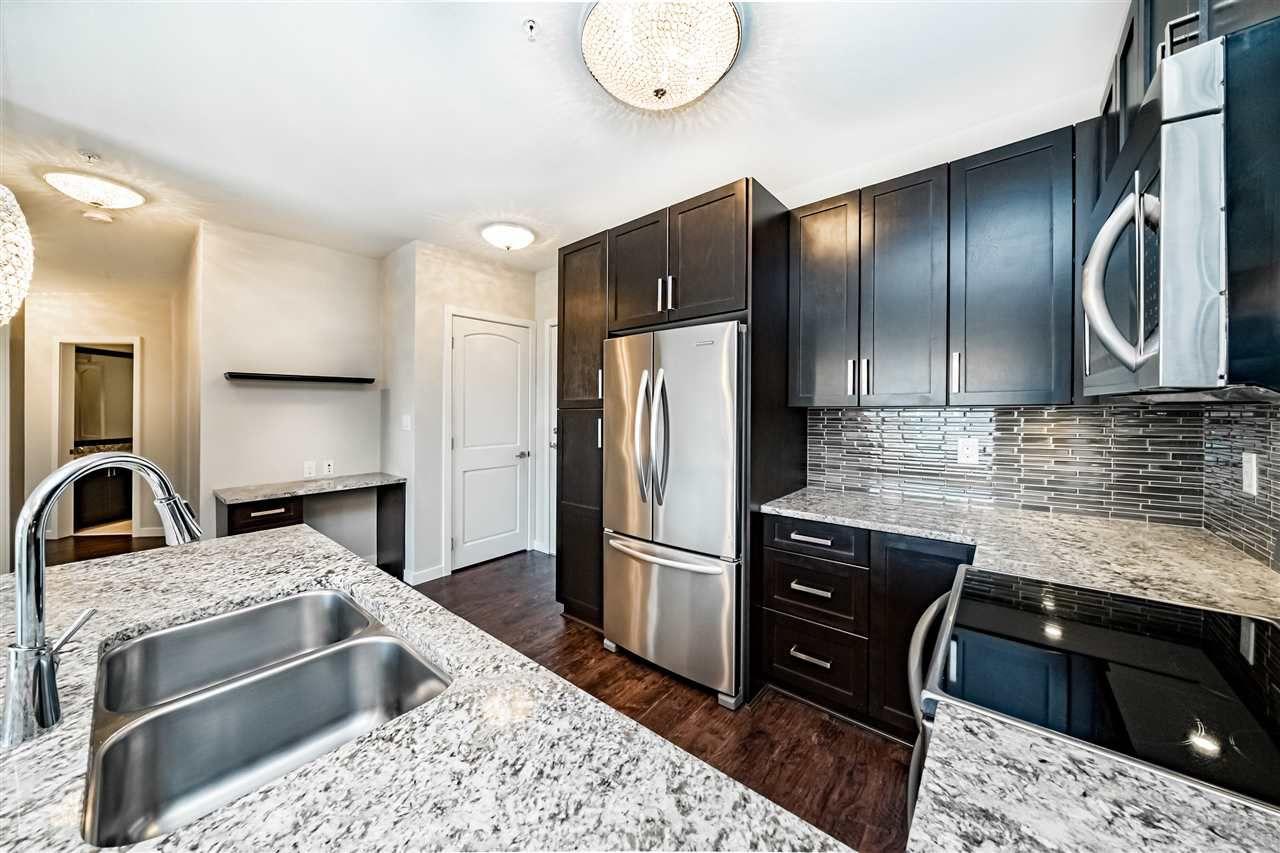 "Main Photo: 201 6480 194 Street in Surrey: Clayton Condo for sale in ""WATERSTONE - ESPLANADE"" (Cloverdale)  : MLS®# R2379368"