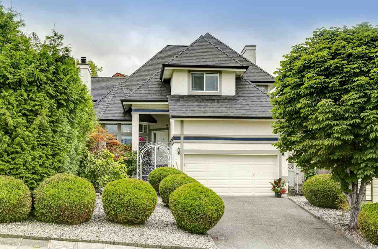 Main Photo: 1205 DURANT Drive in Coquitlam: Scott Creek House for sale : MLS®# R2387300
