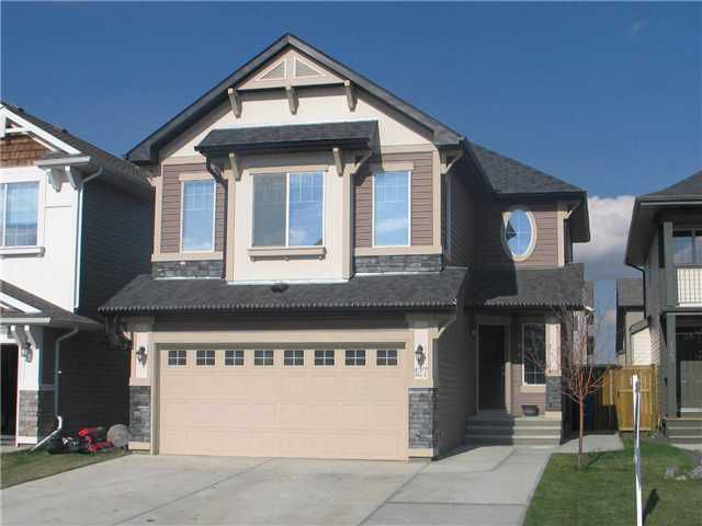 Main Photo: 127 AUBURN BAY Close SE in CALGARY: Auburn Bay Residential Detached Single Family for sale (Calgary)  : MLS®# C3464084