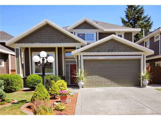Main Photo: 4978 59TH Street in Ladner: Hawthorne House for sale : MLS®# V1053338