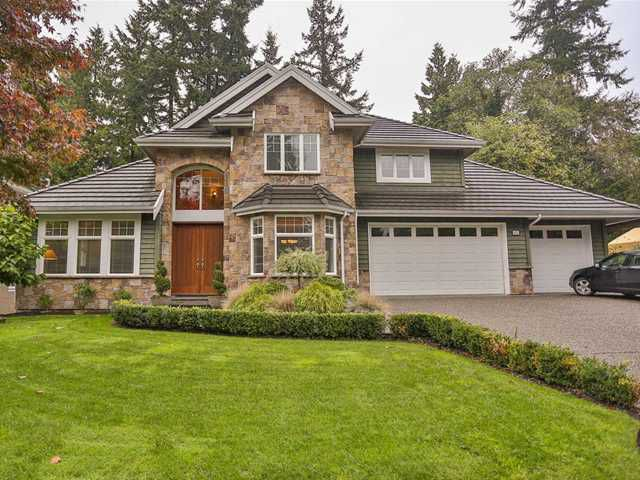 """Main Photo: 935 DENNISON Avenue in Coquitlam: Coquitlam West House for sale in """"WEST COQUITLAM"""" : MLS®# V1055925"""