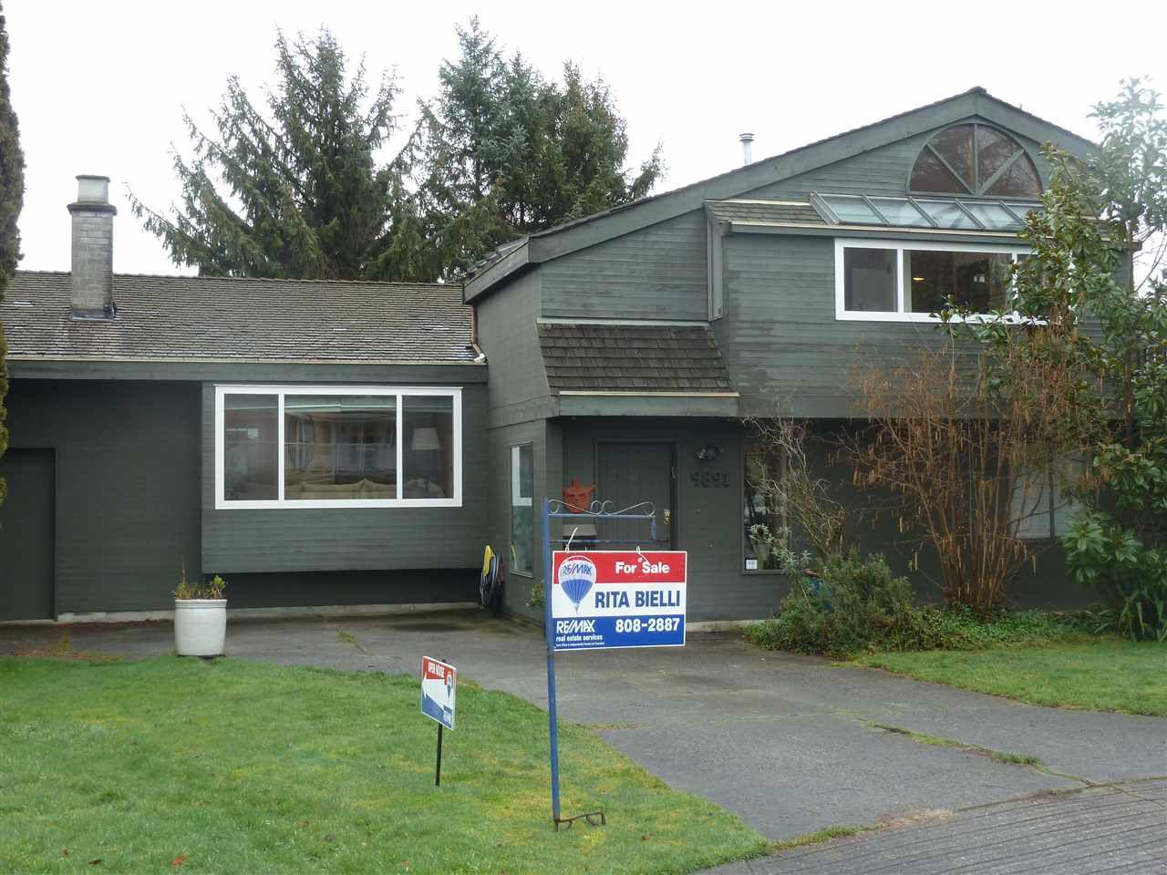 "Main Photo: 9891 GLENTHORNE Drive in Richmond: Saunders House for sale in ""Glenacres"" : MLS®# R2037827"
