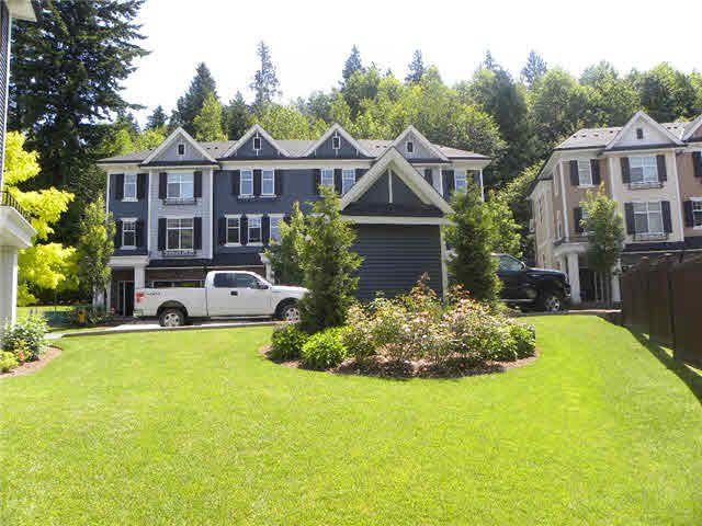 "Main Photo: 8 45390 VEDDER MTN Road in Chilliwack: Cultus Lake Townhouse for sale in ""Vedder Landing"" : MLS®# R2077200"