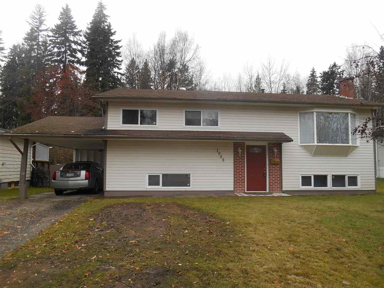 Main Photo: 1955 GARDEN Drive in Prince George: Seymour House for sale (PG City Central (Zone 72))  : MLS®# R2120742