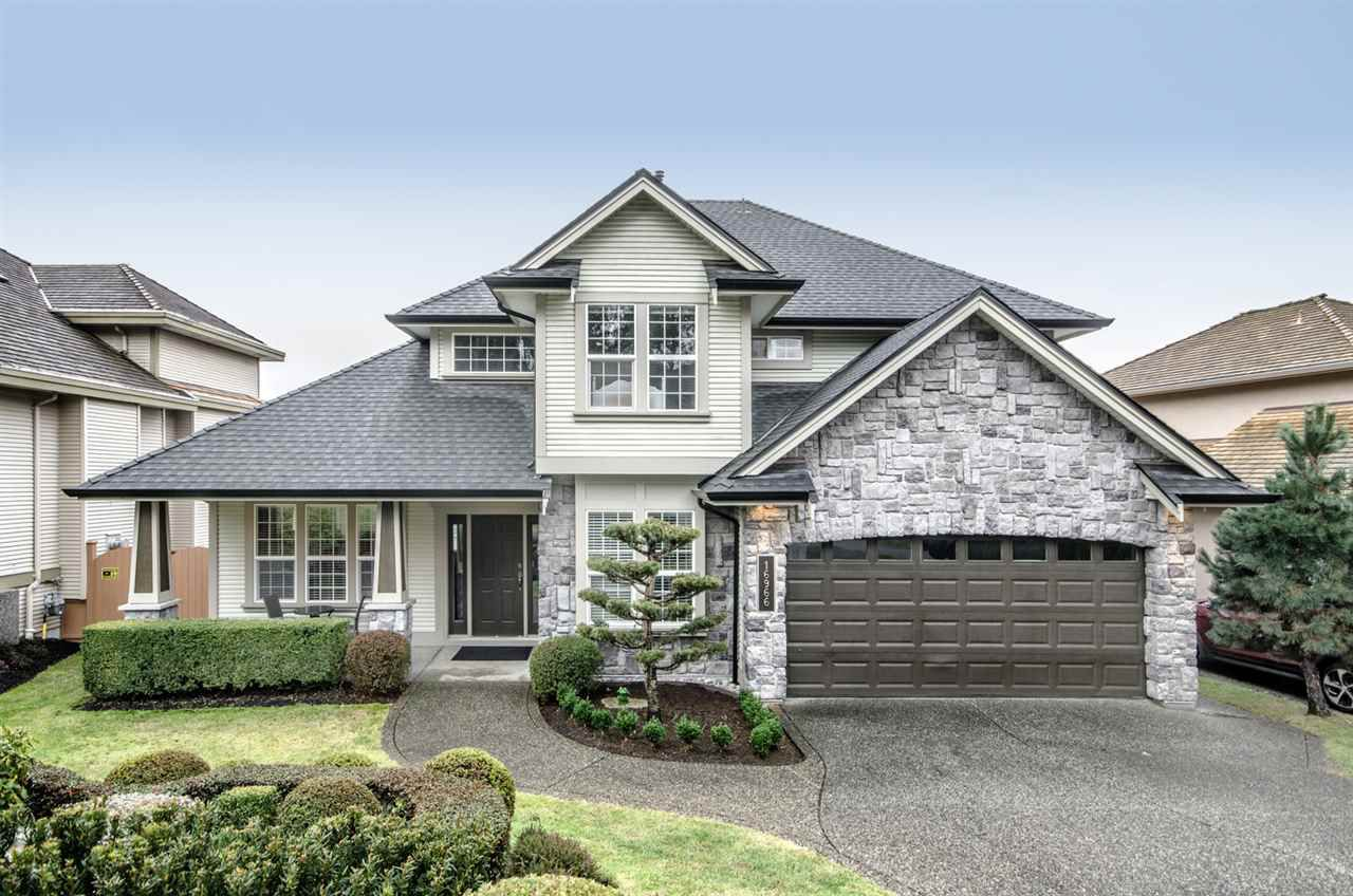 "Main Photo: 16966 FRIESIAN Drive in Surrey: Cloverdale BC House for sale in ""Richardson Ridge"" (Cloverdale)  : MLS®# R2132826"
