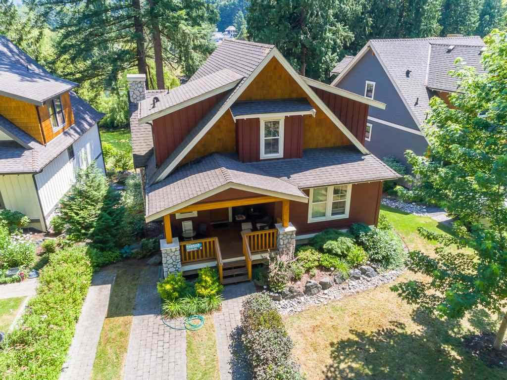 "Main Photo: 1752 PAINTED WILLOW Place in Cultus Lake: Lindell Beach House for sale in ""THE COTTAGES AT CULTUS LAKE"" : MLS®# R2183744"