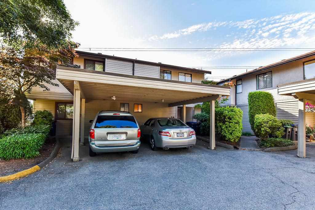 """Main Photo: 36 9955 140 Avenue in Surrey: Whalley Townhouse for sale in """"TIMBERLANE"""" (North Surrey)  : MLS®# R2197953"""