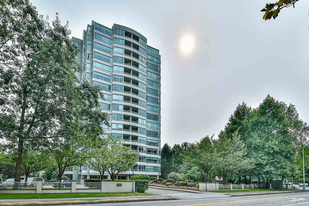 "Main Photo: 502 15030 101 Avenue in Surrey: Guildford Condo for sale in ""GUILDFORD MARQUIS"" (North Surrey)  : MLS®# R2202280"