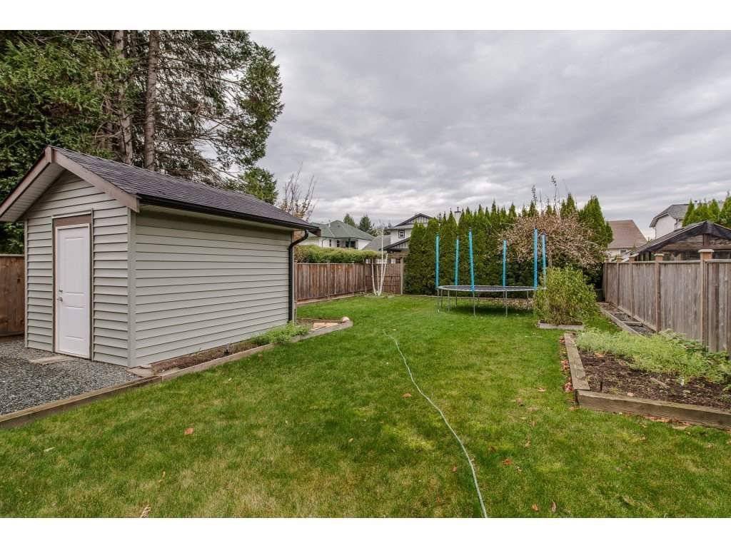 Photo 20: Photos: 45319 CRESCENT Drive in Chilliwack: Chilliwack W Young-Well House for sale : MLS®# R2221140