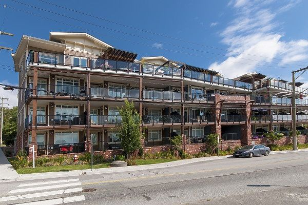 """Main Photo: 103 22327 RIVER Road in Maple Ridge: West Central Condo for sale in """"REFLECTIONS ON THE RIVER"""" : MLS®# R2240883"""