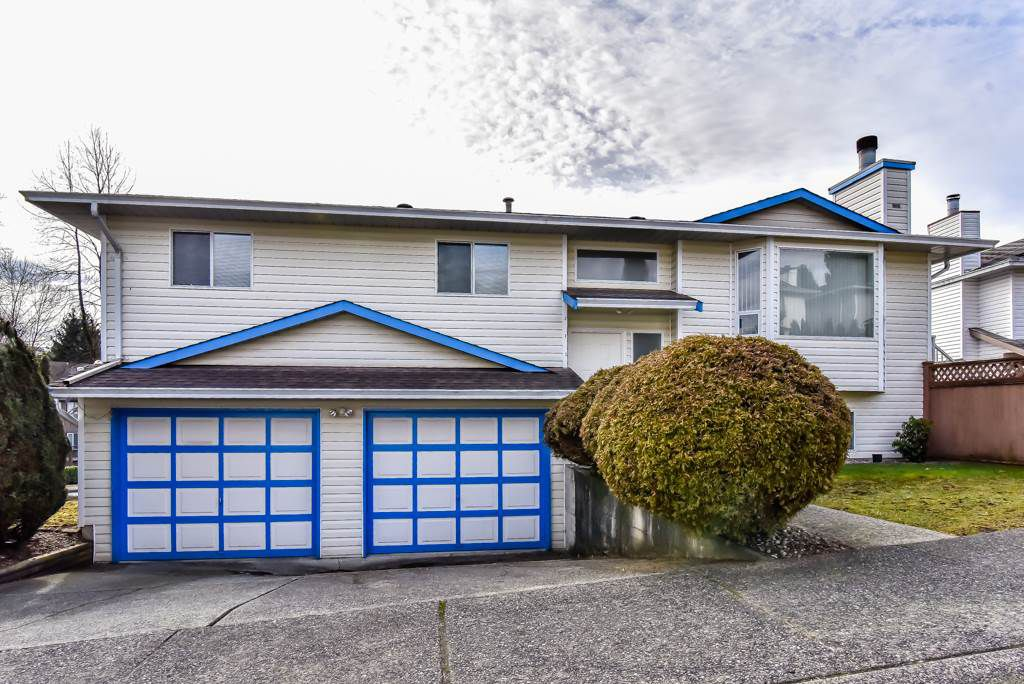 """Main Photo: 1276 LASALLE Place in Coquitlam: Canyon Springs House for sale in """"Eagleridge"""" : MLS®# R2241496"""