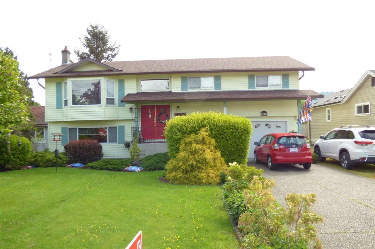 Main Photo: 6476 REID Road in Sardis: Sardis West Vedder Rd House for sale : MLS®# R2267272