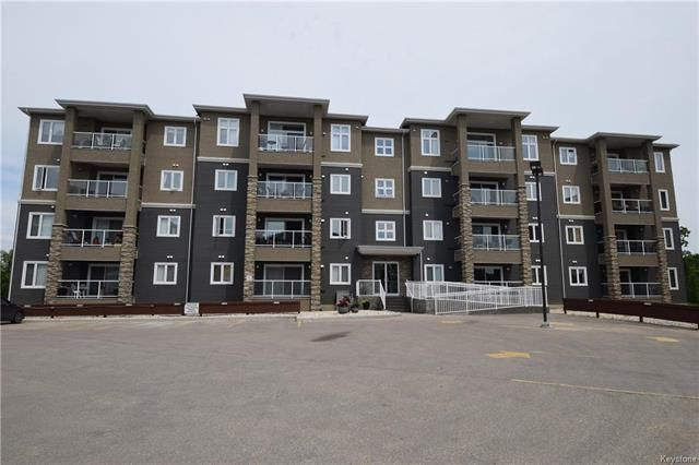 Main Photo: 107 1143 St Anne's Road in Winnipeg: Dakota Crossing Condominium for sale (2F)  : MLS®# 1817264