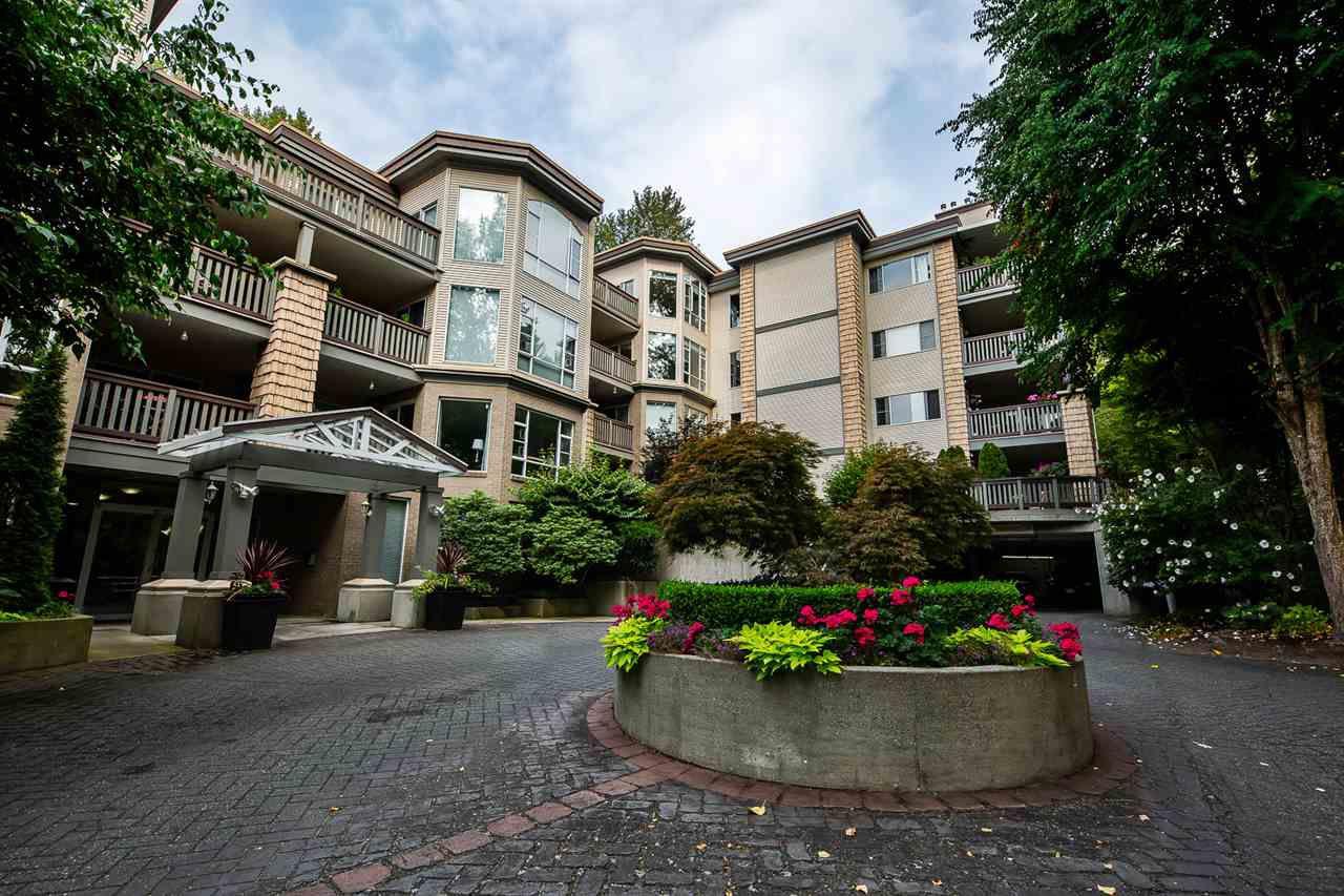 "Main Photo: 313 22233 RIVER Road in Maple Ridge: West Central Condo for sale in ""River Gardens"" : MLS®# R2311702"