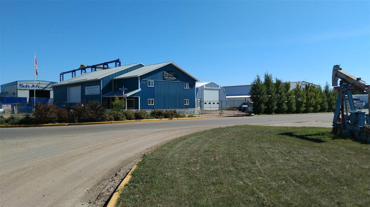 Main Photo: 13 Exploration Drive: Devon Industrial for sale : MLS®# E4150114