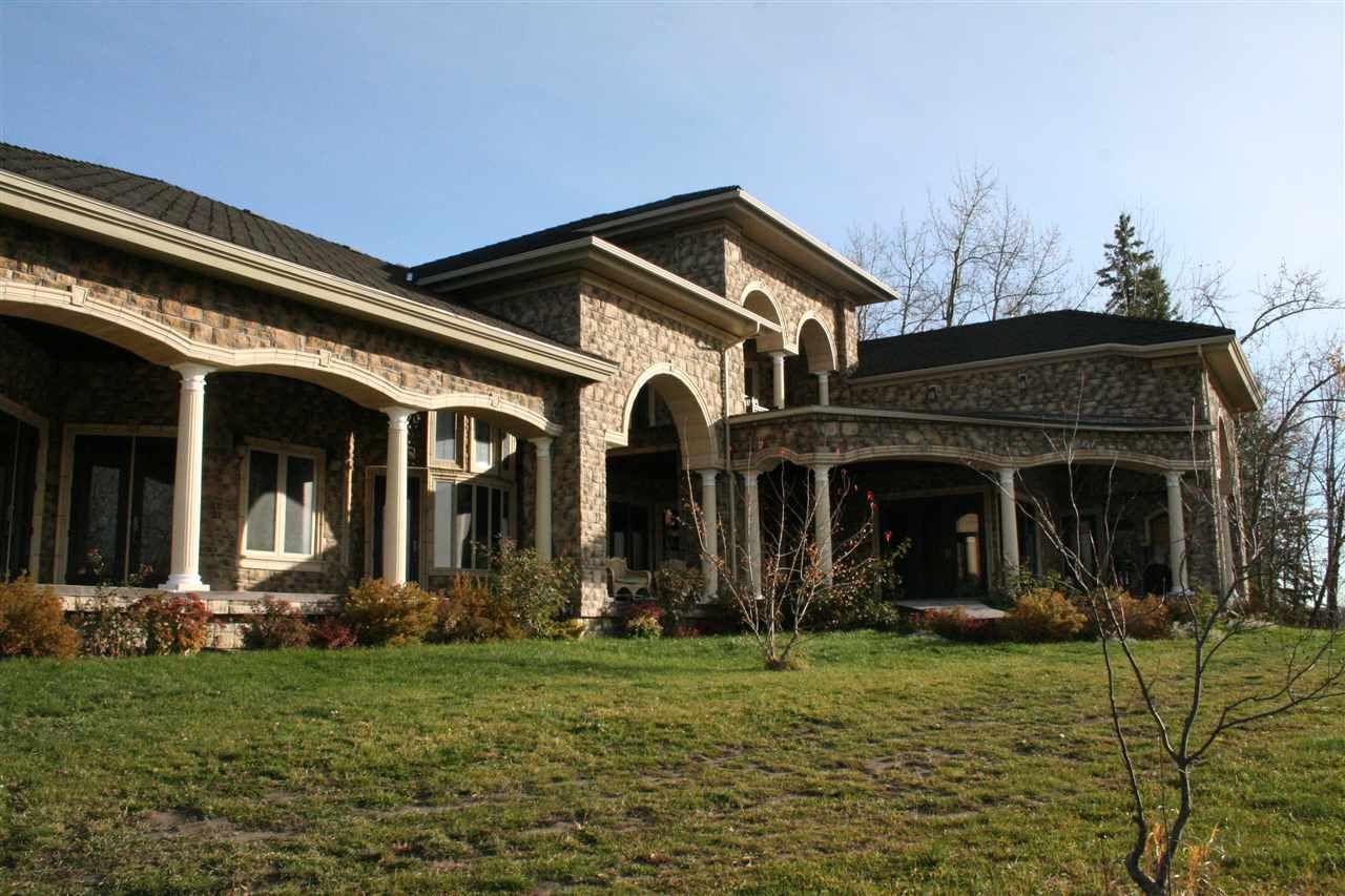 Main Photo: 1, 51112 260 Range Road: Rural Parkland County House for sale : MLS®# E4130058