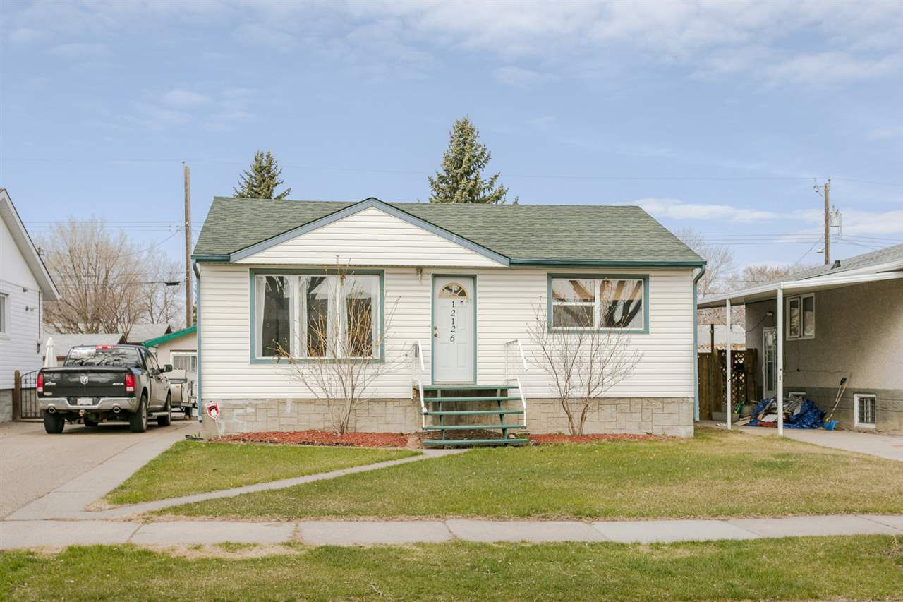 Main Photo: 12126 38 Street in Edmonton: Zone 23 House for sale : MLS®# E4155687