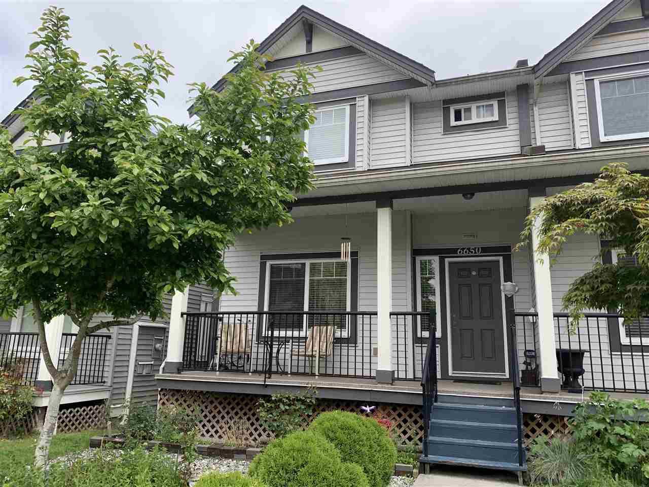 Main Photo: 6650 121 Street in Surrey: West Newton Condo for sale : MLS®# R2371954