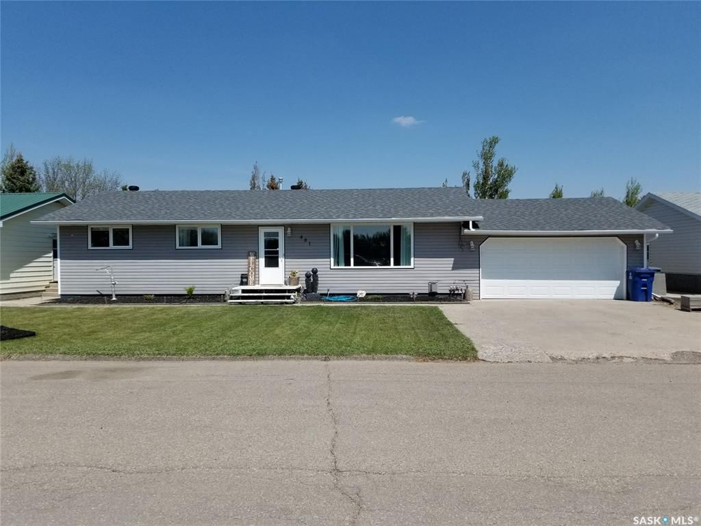 Main Photo: 481 2nd Avenue West in Unity: Residential for sale : MLS®# SK773403