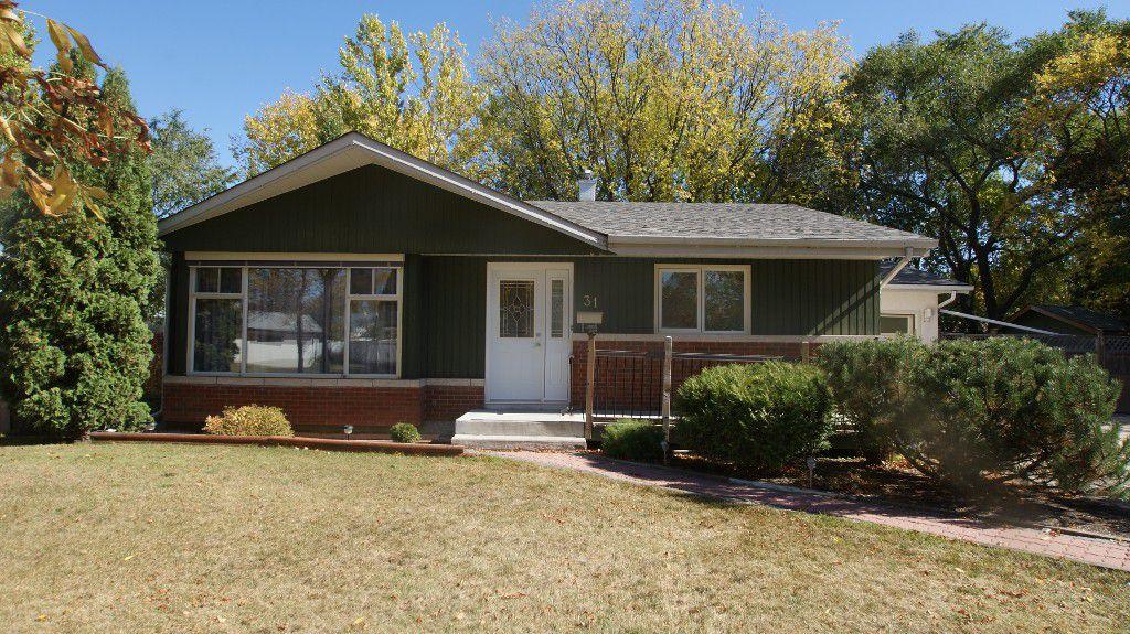 Main Photo: 31 Watson - Winnipeg Real Estate